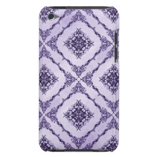 Ethereal Purple and Lavender Fractal Design iPod Touch Cases