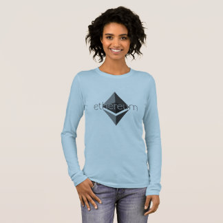 Ethereum Shirts, Men's, Women's, and Children's Long Sleeve T-Shirt