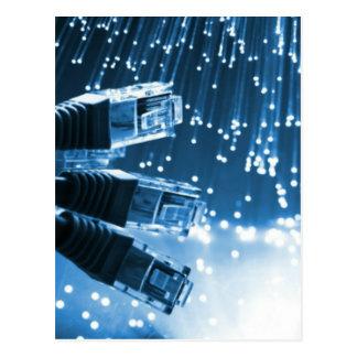 Ethernet Connector Postcard