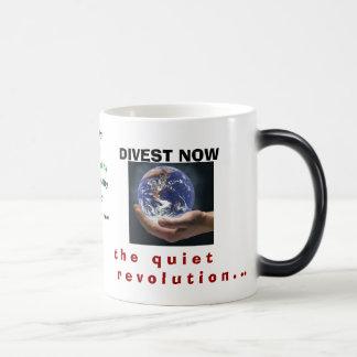 ethics integrity, responsiblity, accountabiltity,  11 oz magic heat Color-Changing coffee mug