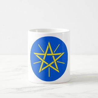 Ethiopia Coat of arms ET Coffee Mug