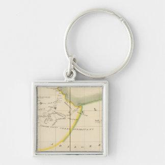 Ethiopia, Djibouti 33 Key Ring