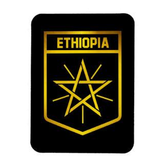 Ethiopia Emblem Magnet