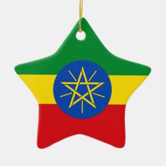 Ethiopia – Ethiopian Flag Ornament