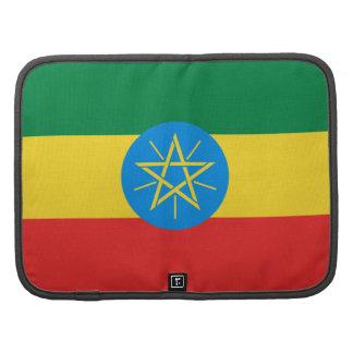 Ethiopia Flag Folio Organizer