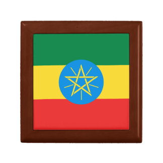 Ethiopia Flag Gift Box