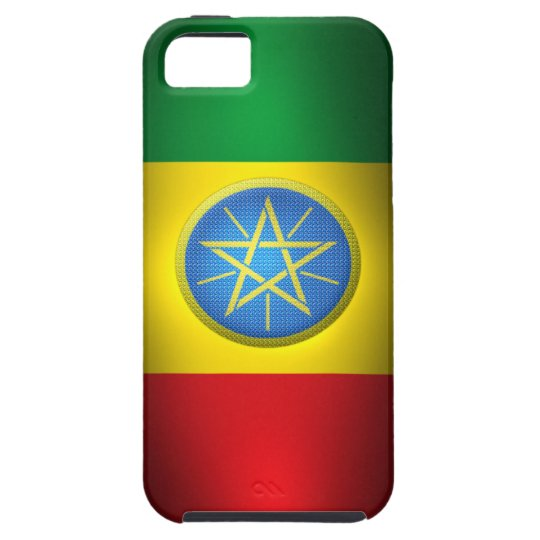 Ethiopia Flag Iphone 5 Case-Mate Case
