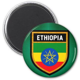Ethiopia Flag Magnet