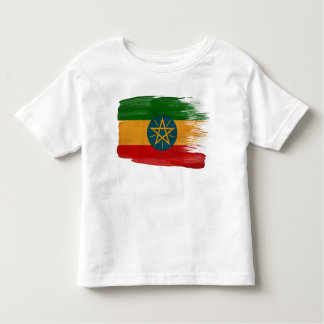 Ethiopia Flag Toddler T-Shirt