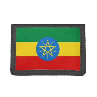 Ethiopia Flag Wallet