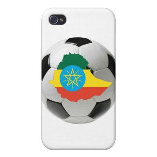 Ethiopia football soccer iPhone 4 cases