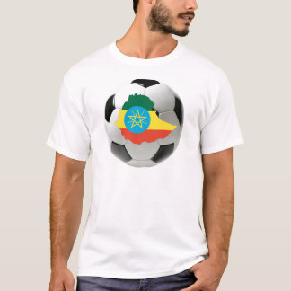 Ethiopia football soccer T-Shirt