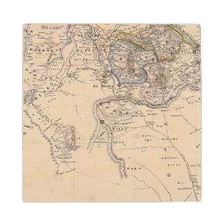 Ethiopia, Somalia, Africa Wood Coaster