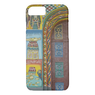 Ethiopia:  Tigray Region, Axum, Christ Church, iPhone 8/7 Case