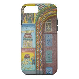 Ethiopia:  Tigray Region, Axum, Christ Church, iPhone 8/7 Case