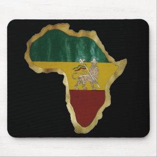 Ethiopia w/ Lion Mouse Pad