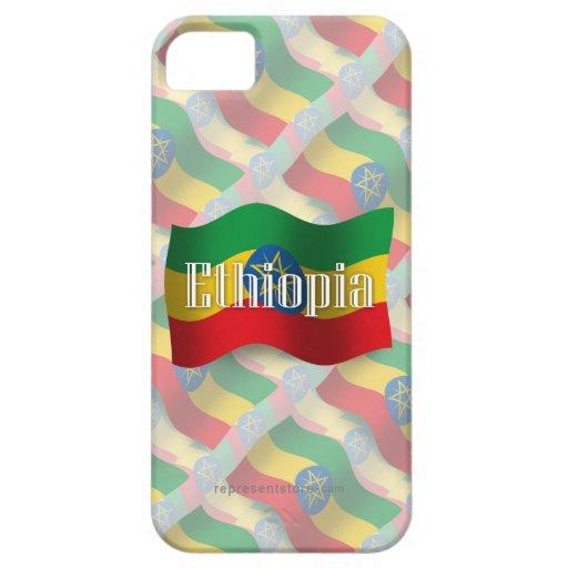 Ethiopia Waving Flag iPhone 5 Cases