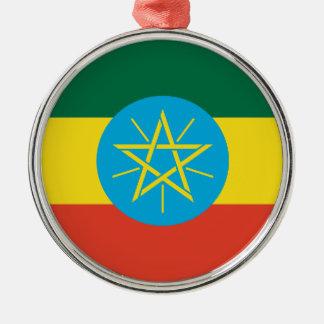 Ethiopian Flag Ornament