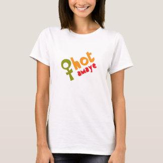 "Ethiopian Hot Mama (""Amaye"") T-Shirt"