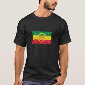 Ethiopian Imperial Flag - Haile Selassie I Reign T-Shirt