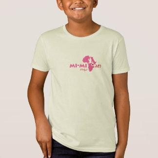 """Ethiopian """"Little Girl"""" T-Shirt"""