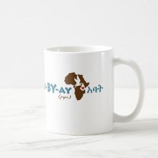 """Ethiopian """"Papa"""" Adoption mug"""