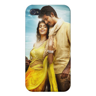 Ethir Neechal Case ( Priya & Sivakarthikeyan ) Covers For iPhone 4