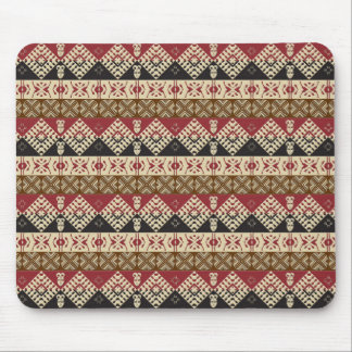 ethnic african seamless pattern mouse mat