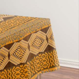ethnic african striped tribal pattern. tablecloth