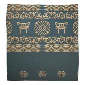 ethnic african tribal pattern bandana