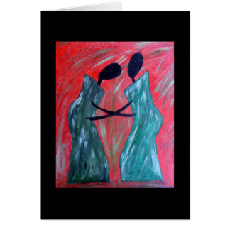 Ethnic Art Card