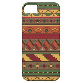 Ethnic background case for the iPhone 5