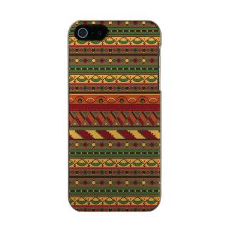 Ethnic background incipio feather® shine iPhone 5 case