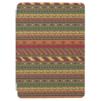 Ethnic background iPad air cover