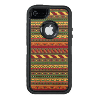 Ethnic background OtterBox iPhone 5/5s/SE case