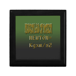 Ethnic Classic newton law of motion Gift Boxes