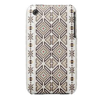 Ethnic Decorative iPhone 3 Case-Mate Cases
