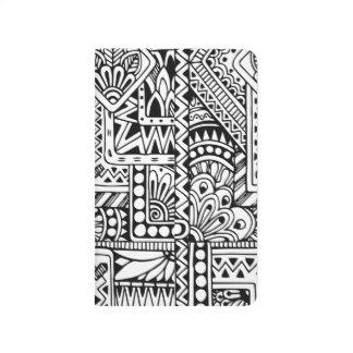 Ethnic Doodle Journal