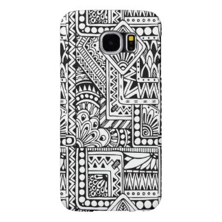 Ethnic Doodle Samsung Galaxy S6 Cases