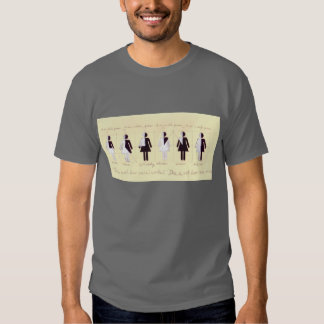 Ethnic Fractions T-Shirt