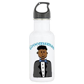 Ethnic Groomsman 532 Ml Water Bottle