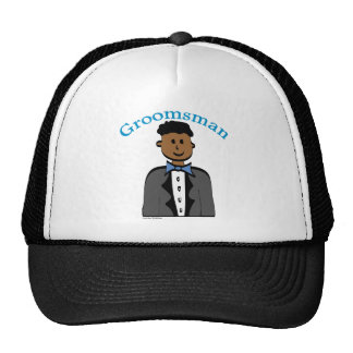 Ethnic Groomsman Cap