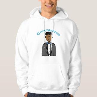 Ethnic Groomsman Hoodie
