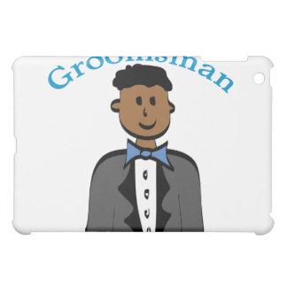 Ethnic Groomsman iPad Mini Cover