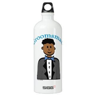Ethnic Groomsman SIGG Traveller 1.0L Water Bottle