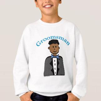 Ethnic Groomsman Sweatshirt