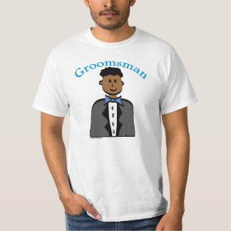 Ethnic Groomsman T Shirt