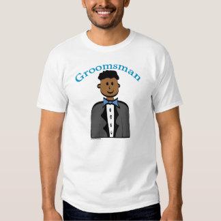Ethnic Groomsman T-shirts