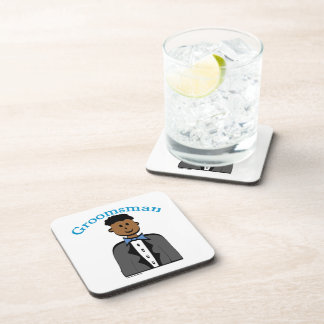Ethnic Groosman Drink Coasters