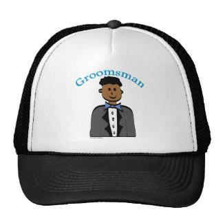 Ethnic Groosman Mesh Hats